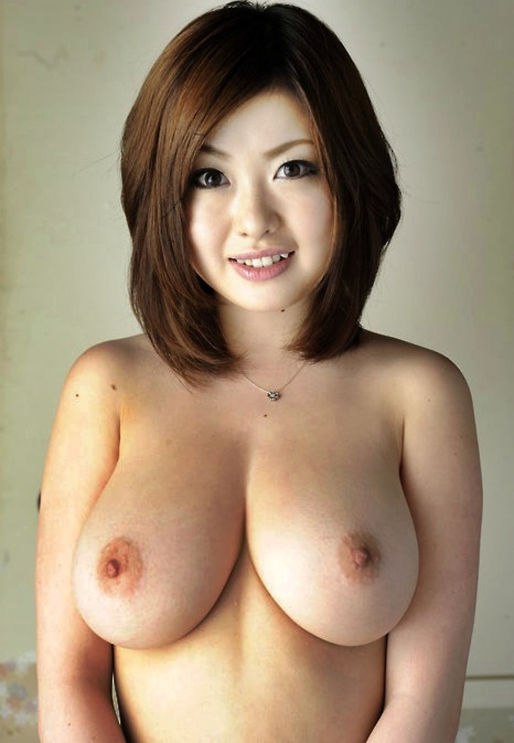 Asian with huge boobs