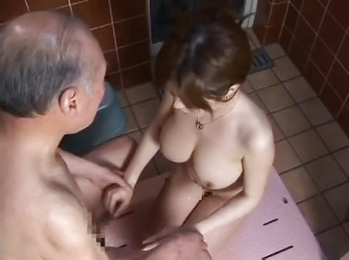 sexy naked women taking a shower